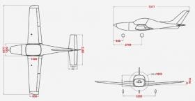 Zeichnung Freccia RG